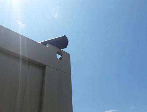 Baustellenüberwachung durch Kameras