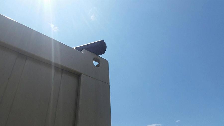 Baustellenüberwachung Kamera