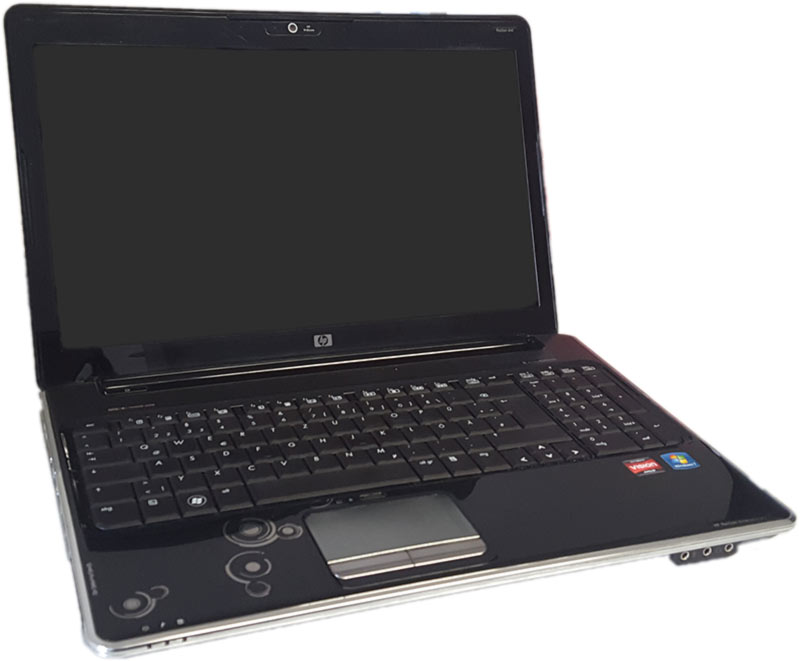 Hewlett Packard Pavilion Notebook Reparatur