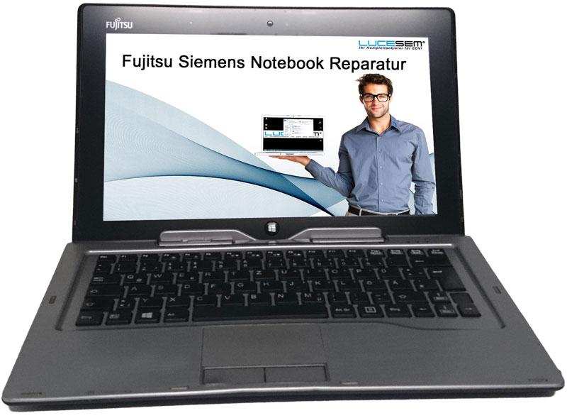 Fujitsu Siemens Notebook Reparatur Service